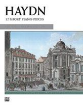 Picture of 12 Short Piano Pieces Haydn