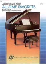 Picture of Alfred's Basic Adult Piano Course: All-Time Favorites Book 1