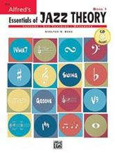Picture of Alfred's Essentials of Jazz Theory Book 1 Bk/CD