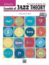 Picture of Alfred's Essentials of Jazz Theory Teacher's Answer Key BK/CD
