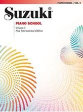 Picture of Suzuki Piano School Volume 3