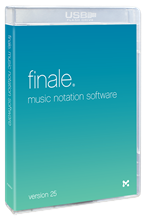 Picture of Finale 25 Retail Download