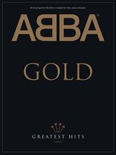 Picture of ABBA Gold Greatest Hits PVG