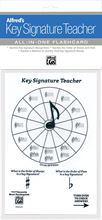 Picture of Alfreds Key Signature Teacher All in One Flashcard White