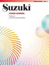 Picture of Suzuki Piano School Volume 4