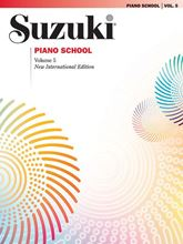 Picture of Suzuki Piano School Volume 5