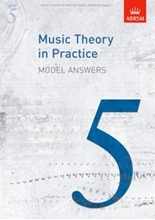 Picture of ABRSM Music Theory In Practice Model Answers Grade 5