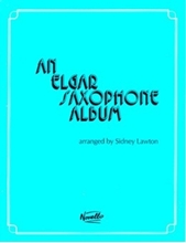 Picture of An Elgar Saxophone Album