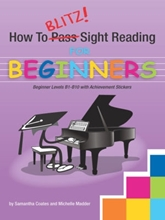 Picture of How to Blitz Sight Reading for Beginners