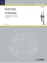 Picture of 10 Sonatas Trumpet/Continuo