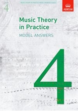 Picture of ABRSM Music Theory In Practice Model Answers Grade 4