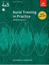 Picture of ABRSM Aural Training In Practice Grade 4-5 Book/CD