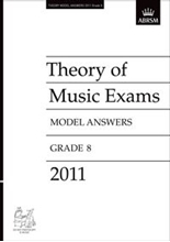 Picture of ABRSM Music Theory Model Answers 2011 Grade 8