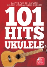 Picture of 101 Hits for Ukulele - Red Book