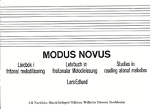 Picture of Modus Novus