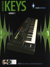 Picture of Rockschool Band Based Keys Grade 1 Bk/Cd
