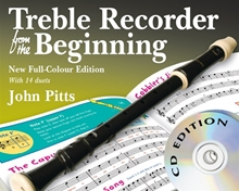 Picture of  Treble Recorder From The Beginning Book/CD Revised Edition