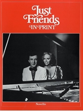 Picture of Bennett & Montgomery: Just Friends in Print Piano