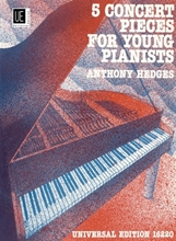Picture of 5 Concert Pieces for Young Pianists