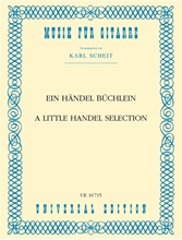 Picture of A Little Handel Selection for Guitar