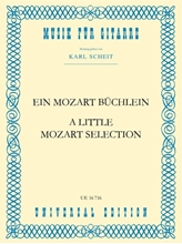 Picture of A Little Mozart Selection for Guitar