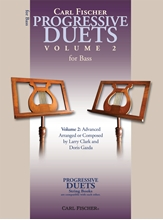 Picture of Progressive Duets Volume 2 for Bass