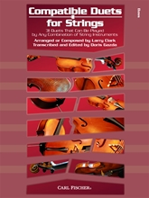 Picture of Compatible Duets For Strings Double Bass