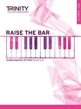 Picture of Raise the Bar Piano Book 3 Grades 6-8