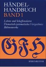 Picture of Handel-Handbuch Band 1 (Text in German) Linen Binding