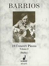 Picture of 18 Concert Pieces Bk 2 Guitar
