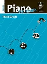 Picture of AMEB Piano for Leisure Series 1 - Third Grade