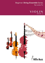 Picture of Beginner String Ensemble Series Violin Book 2