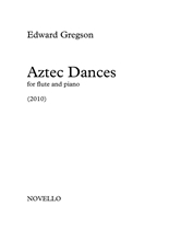 Picture of Aztec Dances for Flute and Piano