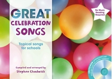 Picture of Great Celebration Songs Bk/CD