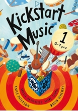 Picture of Kickstart Music 1 Bk/CD