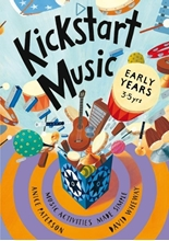 Picture of Kickstart Music Early Years Bk/CD