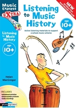 Picture of Listening to Music History Bk/CD