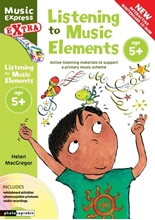 Picture of Listening to Music Elements Age 5+ Bk/CD