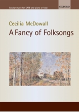 Picture of A Fancy of Folksongs SATB Vocal Score