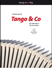 Picture of Tango & Co for Accordion- Play Tango, Klezmer and Swing