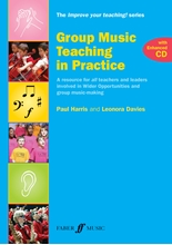 Picture of Group Music Teaching in Practice Book/CD
