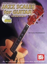 Picture of Jazz Scales for Guitar Bk/OA
