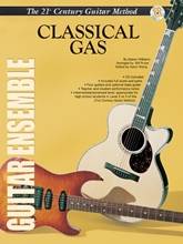 Picture of Belwin's 21st Century Guitar Ensemble Series: Classical Gas