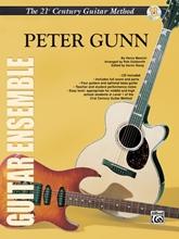 Picture of Belwin's 21st Century Guitar Ensemble Series: Peter Gunn