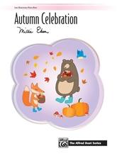 Picture of Autumn Celebration Piano Duet 1P4H