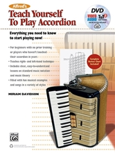 Picture of Teach Yourself to Play Accordion Bk/OA/DVD