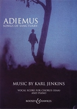 Picture of Adiemus Songs of Sanctuary Vocal Score SSAA