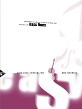 Picture of Easy Jazz Conception Bass Lines Book/CD