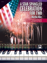 Picture of A Star-Spangled Celebration for Two - Piano Duet 1P4H