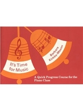 Picture of Its Time for Music Piano Course